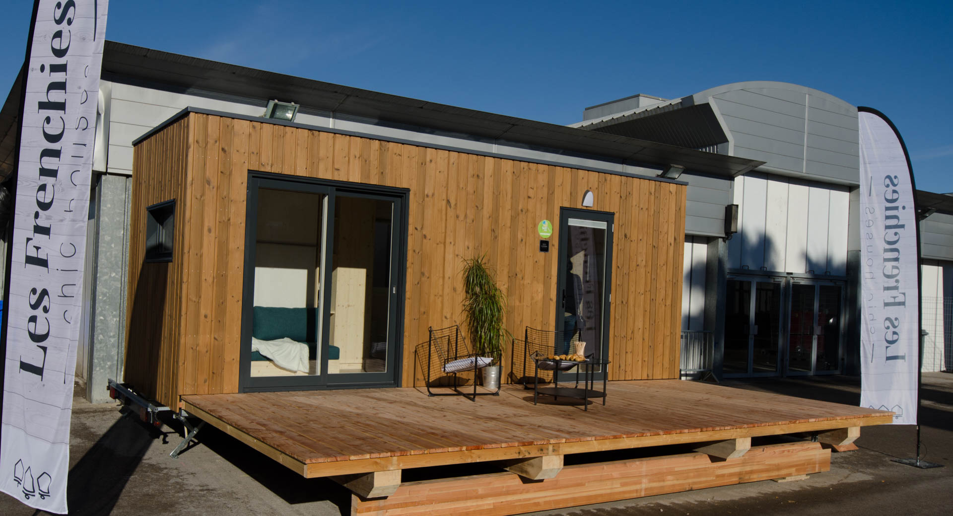 Tiny House Les Frenchies OPALE