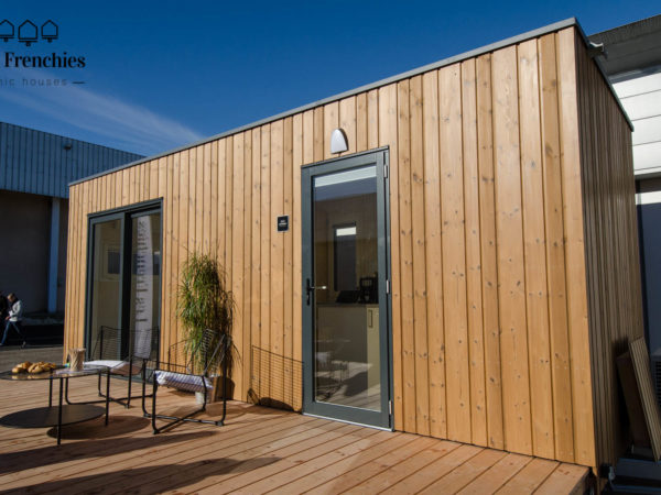 Tiny House OPALE – Les Frenchies
