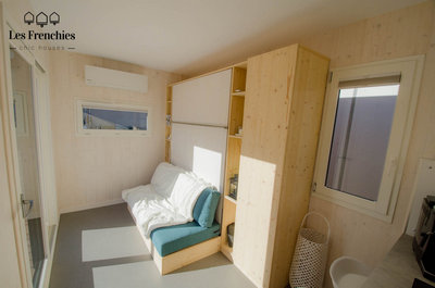 Salon Tiny House Les Frenchies