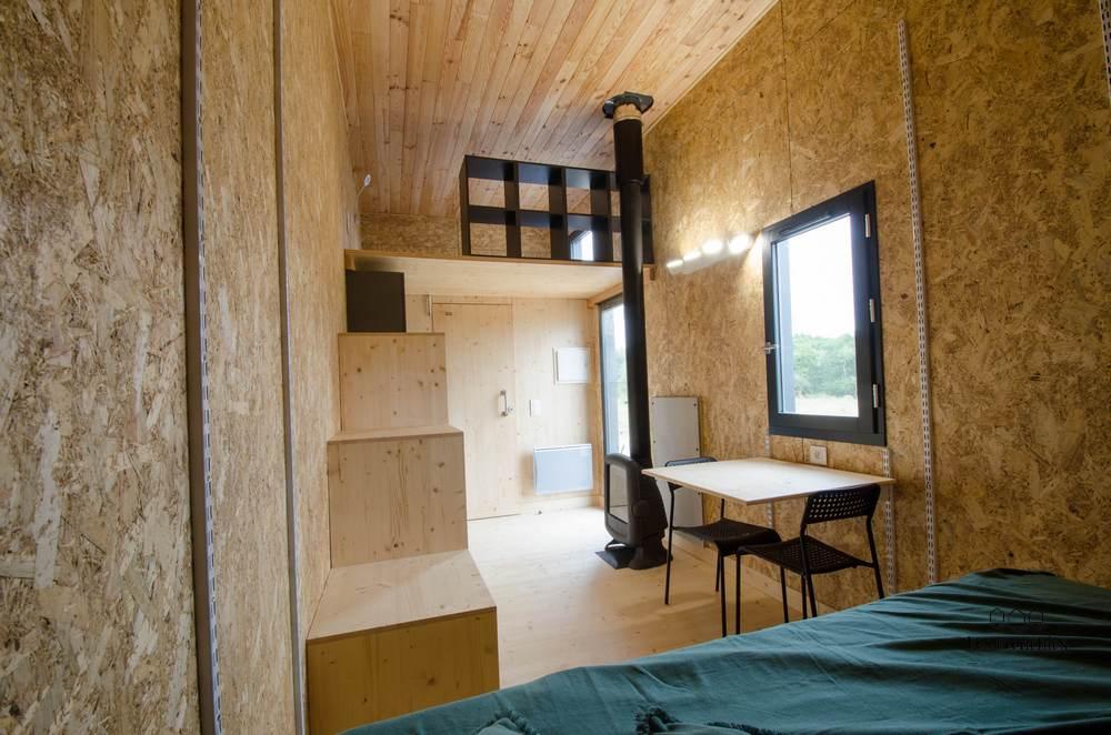 Tiny House Conseil Départemental Gironde